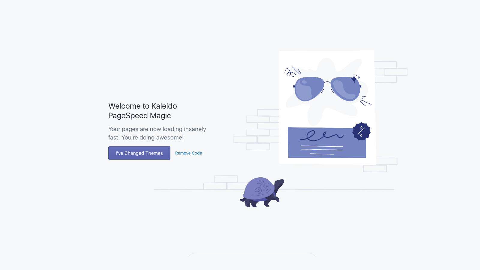 Kaleido Shopify Experts Instant Page Download