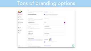 Print on demand - POD from Europe with tons of branding options.