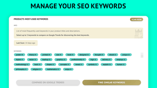 Generate keyword rich SEO filenames for optimizing search rank