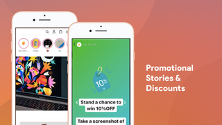 Add Instagram Story Promotions