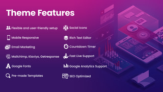 theme features