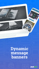 Easily create and manage all dynamic onsite promos in one place