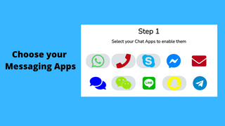 Choose your Messaging Apps