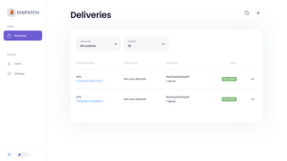 View your Shopify orders in your dashboard