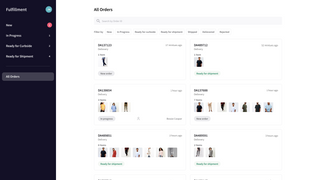 View all your store orders in one place