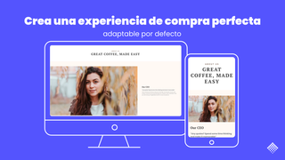 page responsive