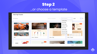 best free page templates