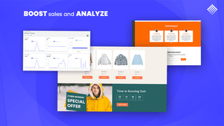 pagefly grow customers and boost sales page builder