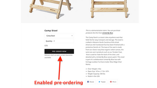 Preorderly - Pre-orders made easy