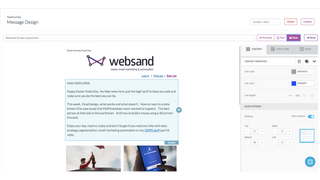 Make Email Marketing Fun Again With Websand