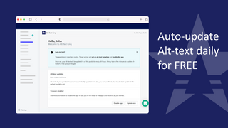 Alt Text King - Automatic Alt Text for product images of Shopify