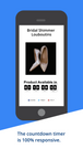 mobile responsive countdown timer on product pages