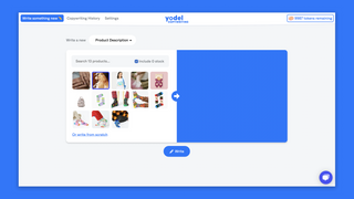 Choose products from your Shopify store
