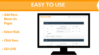 Easy to Use Customer Panel - Product Recommendations Shopify