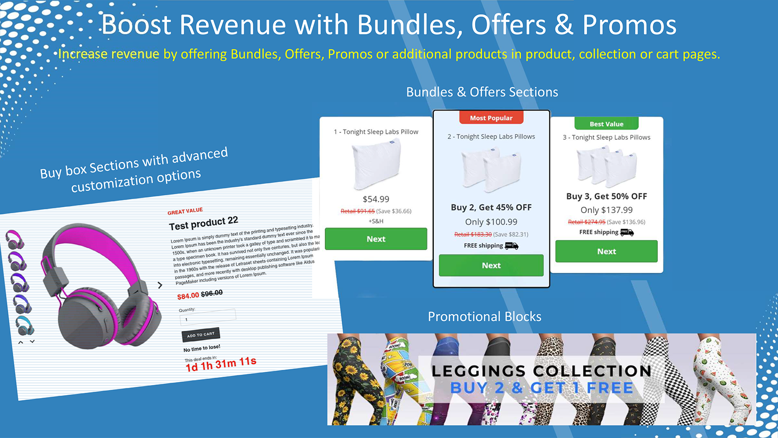 Boost Revenue with Bundles, Offers & Promos