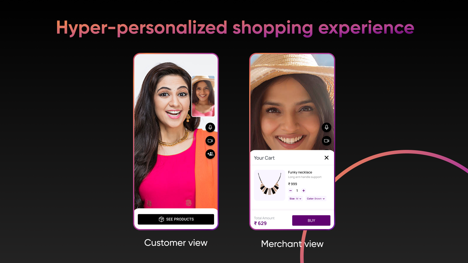 Hyper-personalized online shopping experience