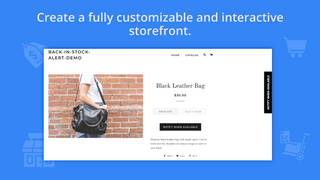 back in stock Shopify app