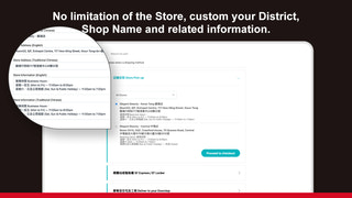 Let customers select your store as pickup location