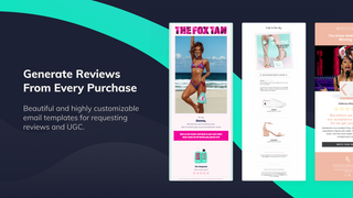 Generate Reviews From Every Purchase