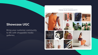 Showcase UGC & Reviews