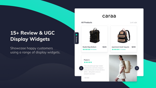 15+ Review & UGC Display Widgets