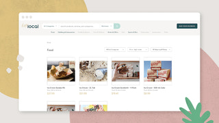 HeyLocal marketplace category