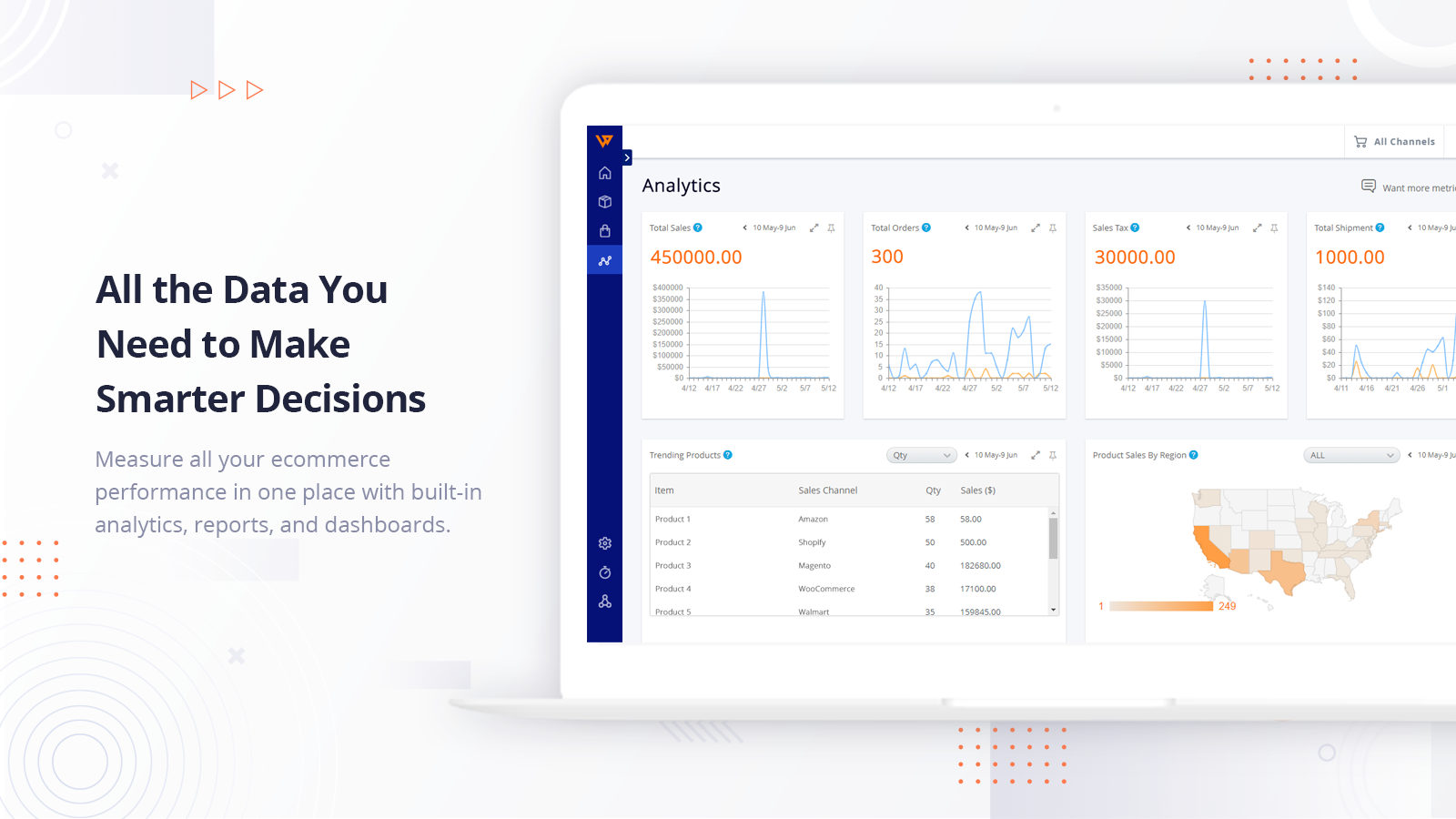 All the Data You Need to Make Smarter Decisions
