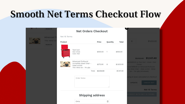 Automatically apply discounts like bonuses and breaks in cart