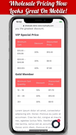 Wholesale Pricing Now Mobile Friendly