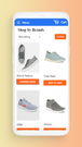 Coming soon button on listing page