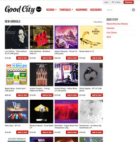 Good City Records