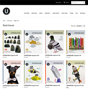 UPPERCASE Publishing