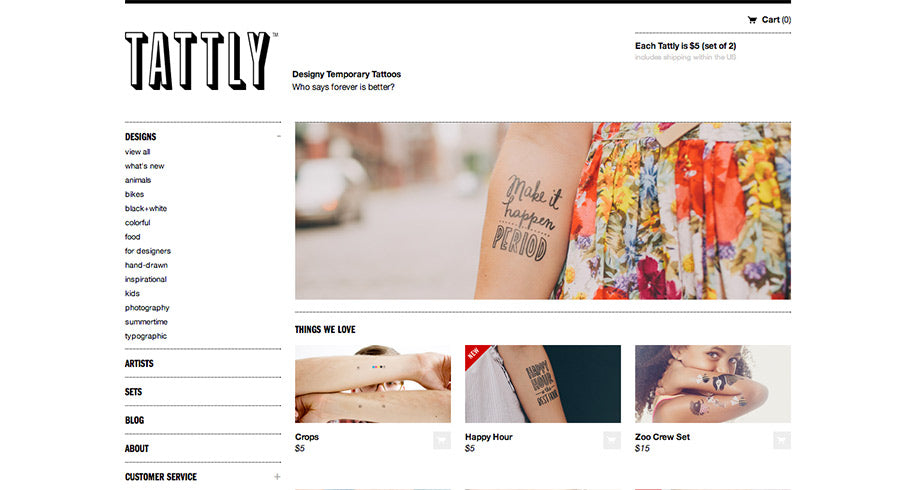 Online Store Design | Online Shop Templates from Shopify
