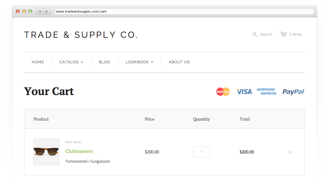 NotteBianca Store: Earn money quickly through Shopify and
