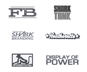 Fubu, Shark Tank, Shark Branding, Heatherette, Drunknmunky, Display of Power