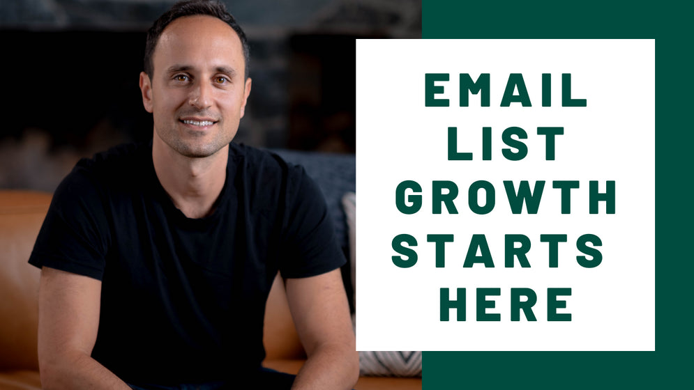 Video preview about Introduction to Email List Growth .