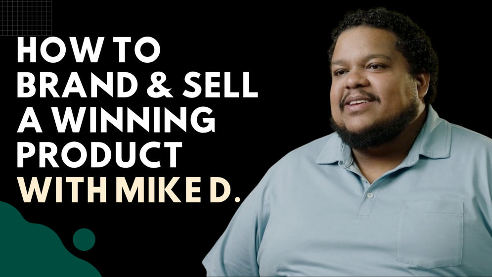 Video preview about How to Brand and Sell a Winning Product.