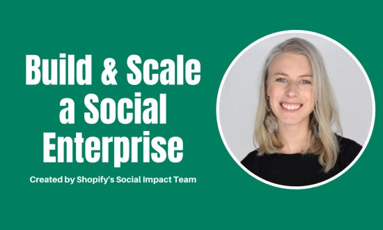 Video preview about How to Build and Scale a Social Enterprise.