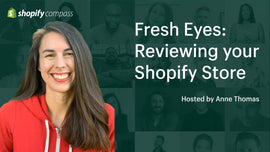 Thumbnail preview about Fresh Eyes: Reviewing your Shopify store