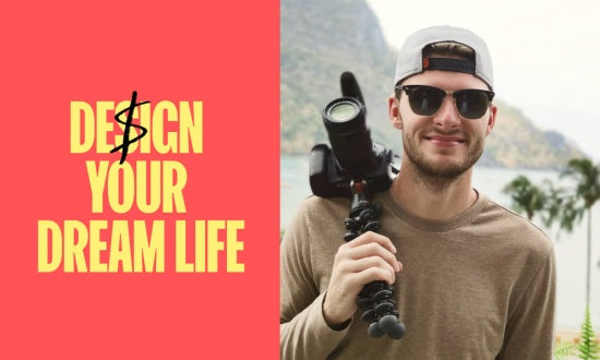 Video preview about Design your dream life.