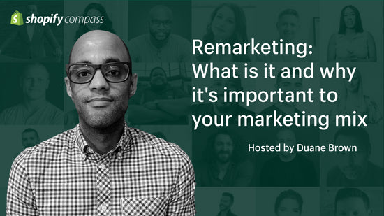 Thumbnail preview about Remarketing: What it is and why it's important to your marketing mix