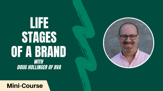 Course about Life Stages of a Brand