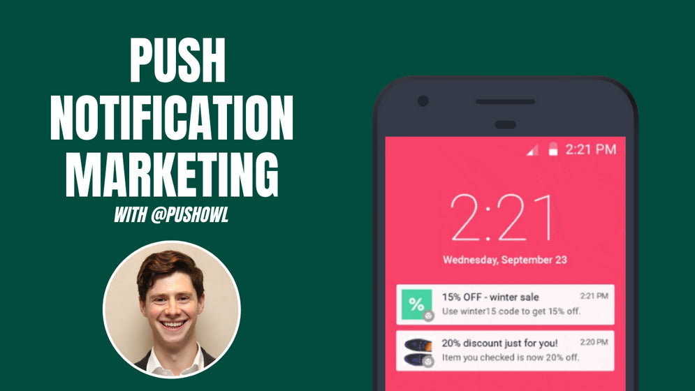 Video preview about What Are Push Notifications - Grow Your Business Using This Marketing Strategy.