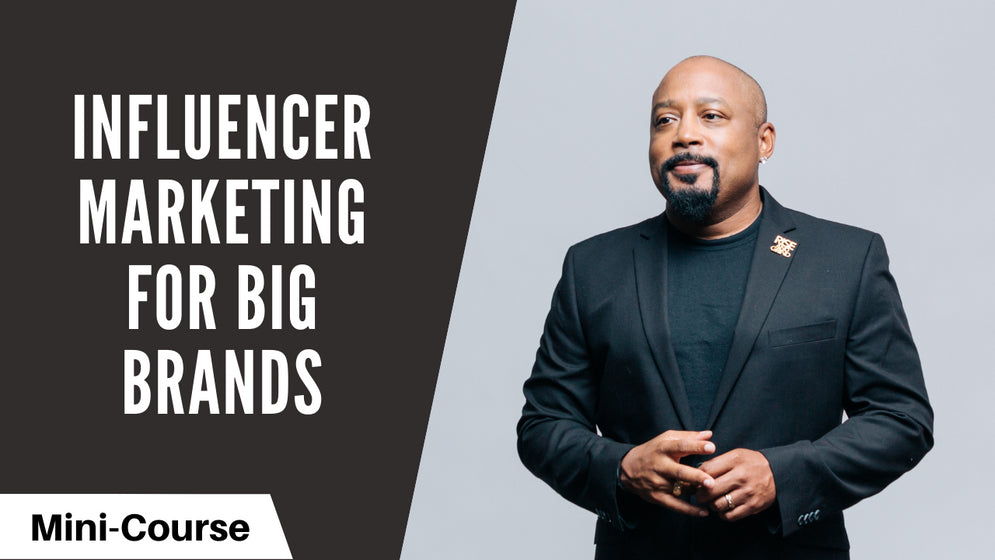 Video preview about Influencer Marketing with Daymond John .