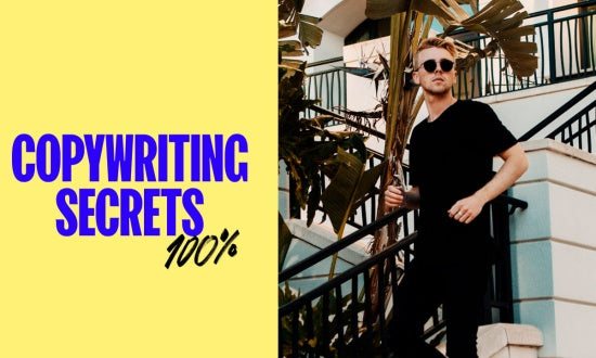 Video preview about The Hidden Secrets of Copywriting .