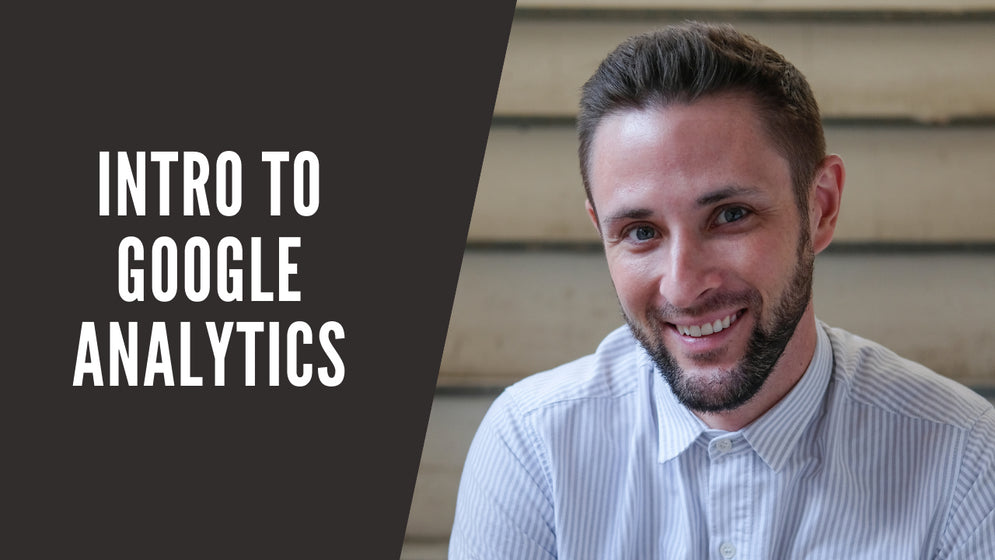 Video preview about Introduction to Google Analytics .