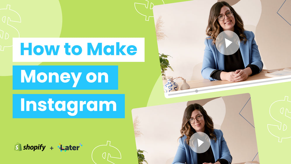 Video preview about How To Make Money on Instagram.