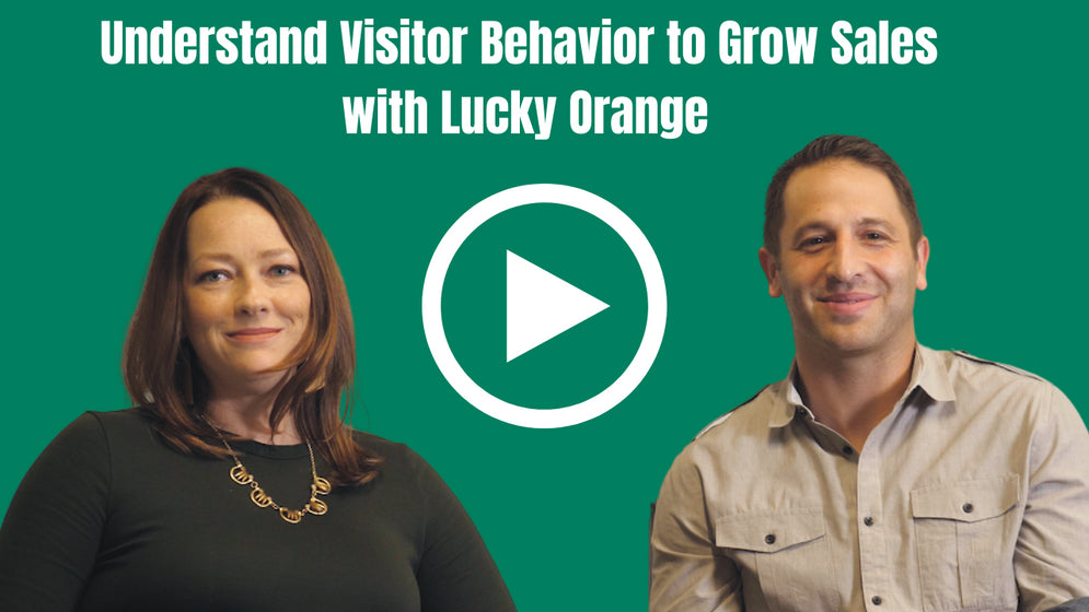 Video preview about Grow your Sales by Understanding Visitor Behavior .