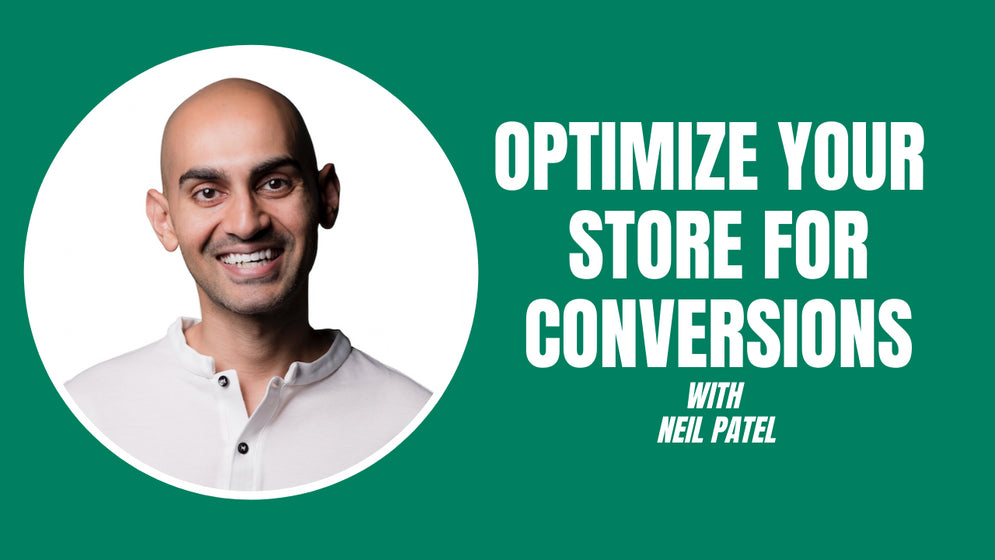 Video preview about Optimizing Your Store For Conversions.