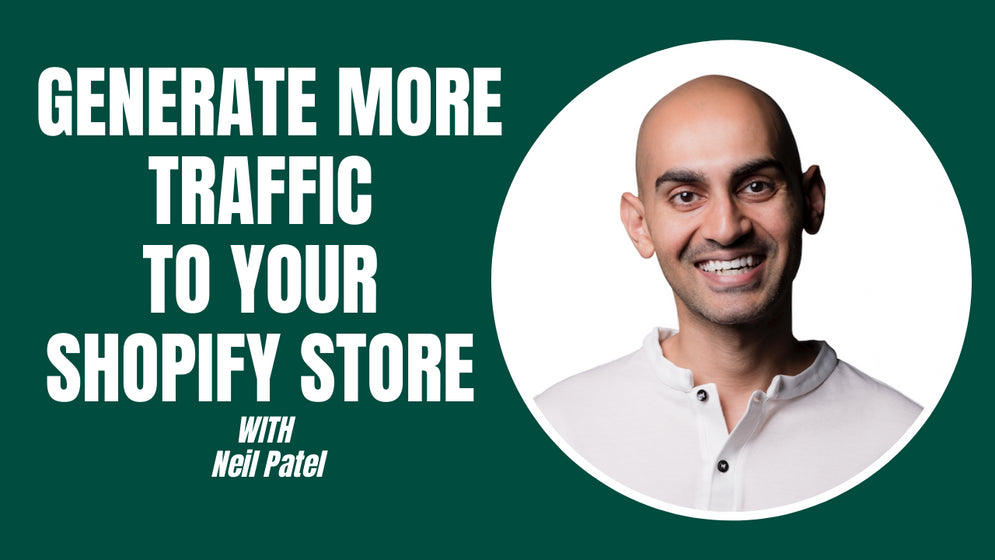 Video preview about Generate More Traffic to Your Shopify Store .
